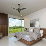 Velo Ceiling Fan No Light by Modern Fan Co.