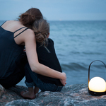 Carrie Portable Table Lamp -