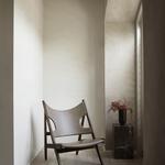 Plinth Tall Marble Table -