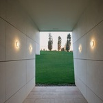 Micro Indoor / Outdoor Wall Light -