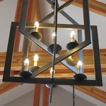 Middleton Chandelier by Currey and Company