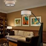 Milan Ceiling Flush Mount by DVI Lighting