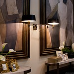 Miles Swing Arm Wall Sconce by Delightfull