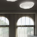 Millo Wall / Ceiling Flush Light by Studio Italia Design
