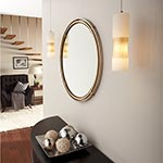 Mini-Vera Pendant by LBL Lighting