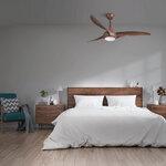 Light Wave Ceiling Fan with Light -