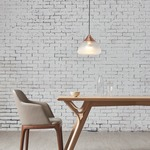 Mist Pendant by Seed Design