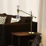 Mitte Table Lamp by Lightology Collection