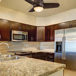 Spacesaver Ceiling Fan with Light -