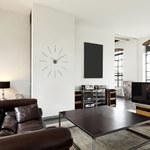 Mini Merlin Wall Clock -