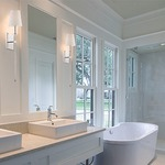 Monroe Bathroom Vanity Light by Savoy House