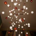 FJ Bubble Ball Pendant 12V by Edge Lighting