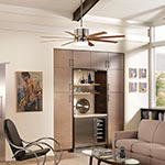 Araya Ceiling Fan by Monte Carlo
