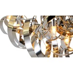 Montone Triangle Chandelier - High Gloss /