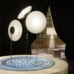 Filigree Floor Lamp -