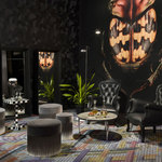 Smoke Arm Chair -