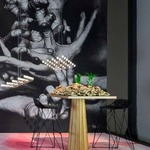 Space Frame UL Pendant by Moooi