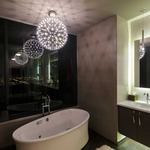 Raimond Dimmable LED Suspension Not UL Listed by Moooi