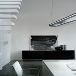 Oasi Linear Pendant by Morosini - Medialight