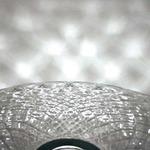 Morphosis Floor Lamp - Chrome / Clear / Ballotton Crystal