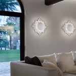 Tiepolo Wall / Ceiling Flush Light by Masiero
