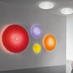 Muse Wall / Ceiling Mount by Axo Light
