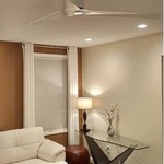Eliza Hugger Ceiling Fan -