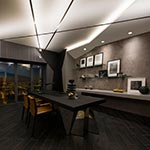 LED Softline  | by Edge Lighting<br />Interior Design | Michael Richman