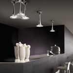 Nafir Ceiling Light by Axo Light
