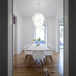 Nebula Pendant by Flos Lighting