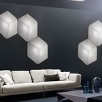 Necky Wall/Ceiling Light by Axo Light
