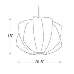 Propeller Pendant -  /