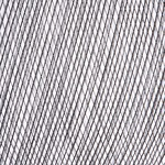 Non Random Pendant - Chrome / Black