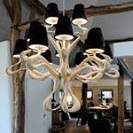ODE 15 Light Chandelier -  /