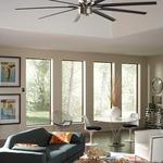 Odyn Indoor/Outdoor Ceiling Fan with Light by Fanimation
