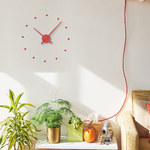 Oj Wall Clock -