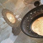 Scudo Saraceno Glass Ring Pendant -
