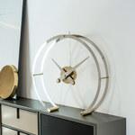 Omega Table Clock -