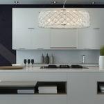 Opus Trestle Pendant by Savoy House