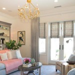 Orli Chandelier by Currey and Company
