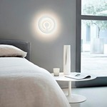 Orotund Wall Sconce by Flos Lighting