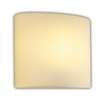 Archway Oval Six Light Bath Bar - Brushed Nickel / Opal /