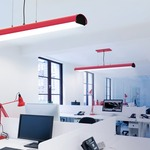 Over-Counter Linear Suspension - Grey /