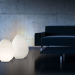 Ovo Table Lamp by ml - Muranoluce