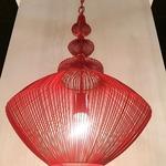 Parker Pendant -  / Red