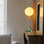 Parola Table Lamp - Glass / Amber