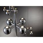 Pearla LED Chandelier - Chrome /