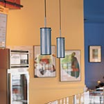 Perf Pendant by LBL Lighting
