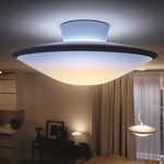 Hue Phoenix Ceiling Semi Flush Light by Philips Hue