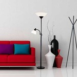 Piedmont Floor Lamp by Adesso Corp.